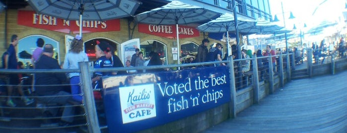 Kailis Fish Market Cafe is one of PERTH.