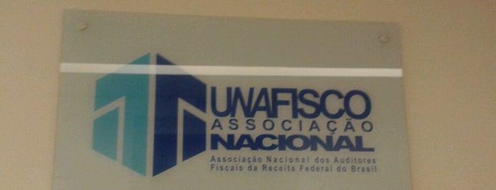 Unafisco - Associação Nacional dos Auditores Fiscais da Receita Federal is one of Alencar : понравившиеся места.