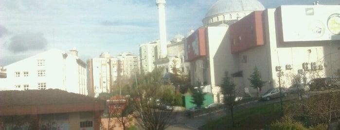 Tunahan Camii is one of สถานที่ที่ By ali öz ถูกใจ.