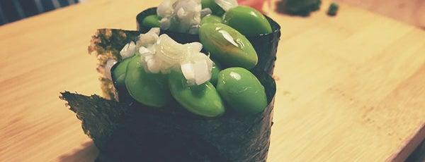 Youmiko Sushi is one of Yiannis : понравившиеся места.