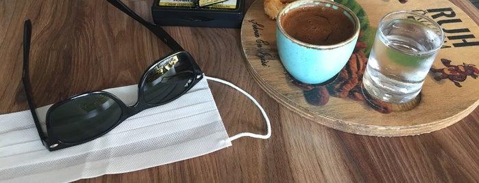 Ruh Öküzüm is one of Antalya.