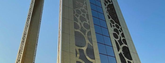 Dubai Frame is one of Dubai (دبي).
