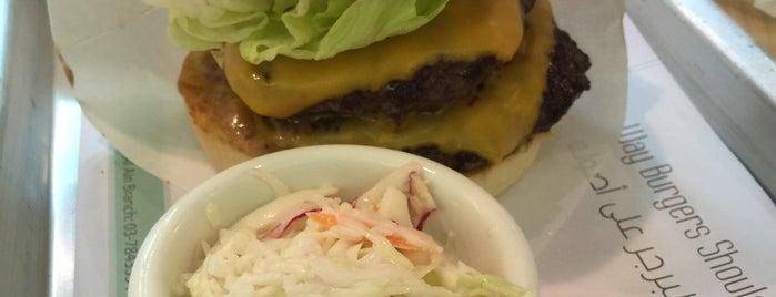 Burger hood is one of Ali : понравившиеся места.