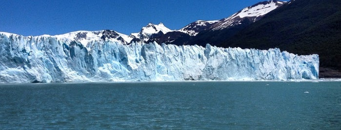 Parque Nacional Los Glaciares is one of South America.