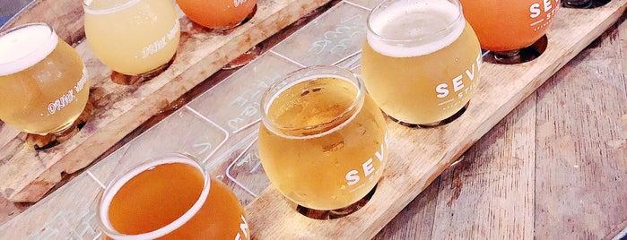 Seven Stills Brewery & Distillery is one of Breweries in San Francisco.