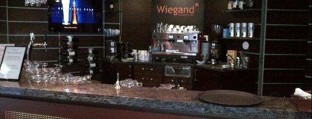 Wiegand is one of Tempat yang Disimpan Oumou.