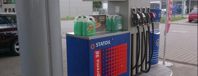 Statoil is one of Locais curtidos por Krzysztof.