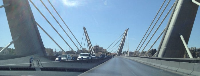 Abdoun Bridge is one of Bego 님이 좋아한 장소.
