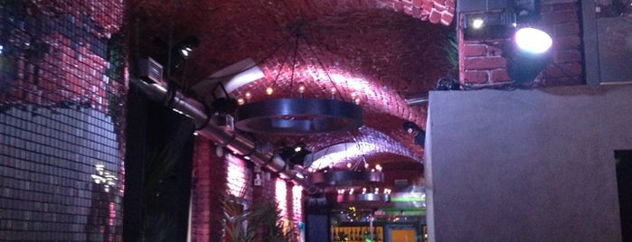 EVO Music Bar is one of Katia : понравившиеся места.