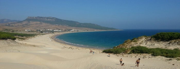 Playa de Bolonia is one of Andalusien.
