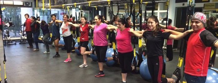 Fitness & Science TRX RIP is one of Lugares favoritos de Isabel.