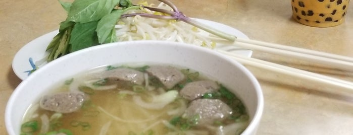 Minji's Pho is one of Been There, Ate It.