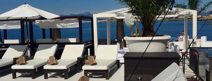 Purobeach Palma is one of Mallorca Food and Drinks.