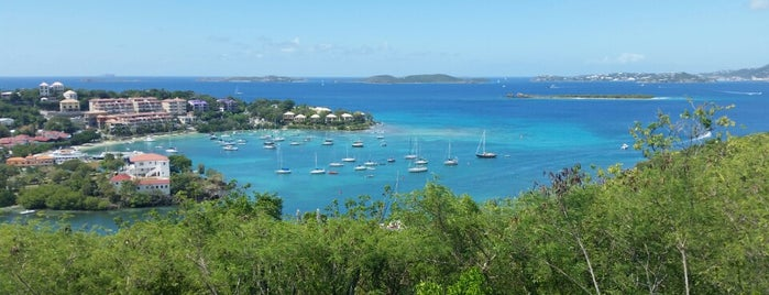Virgin Islands National Park is one of CBS Sunday Morning 4.