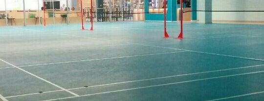 Badminton Aréna Skalka is one of Kde si pochutnáte na kávě doubleshot?.