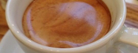 Creme de la crema is one of Belgium Coffeebars.