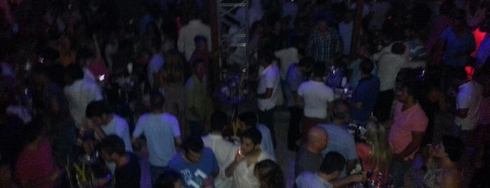 Küba Restaurant & Lounge Bar is one of Bodrum Night Life.