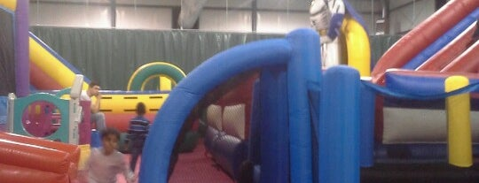 Jump Zone is one of ercole.