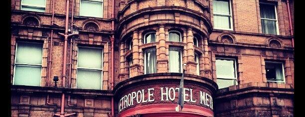 The Met Hotel is one of Leeds.