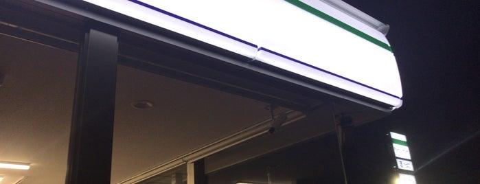 ファミリーマート 奈良秋篠早月町店 is one of Shigeoさんのお気に入りスポット.