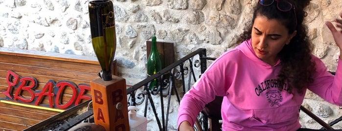Bade Şarap Evi is one of Yolüstü Lezzet Durakları.