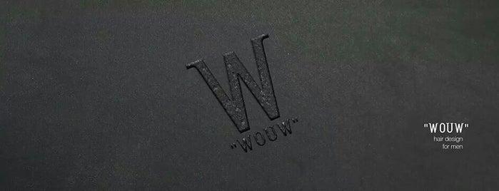 Wouw Hair Design is one of Mahir'in Beğendiği Mekanlar.