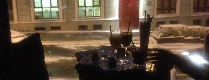 Ketama Bar is one of Выпить.Посидеть.Опять выпить..