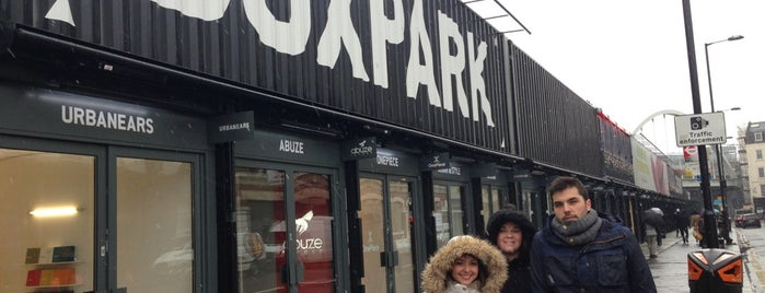 BOXPARK Shoreditch is one of Roel's Recommendations: London.
