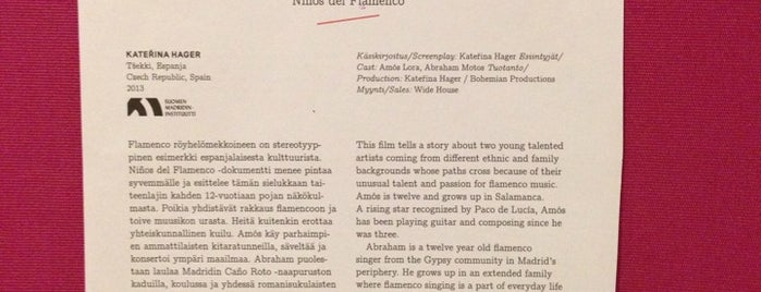 Espoo Ciné is one of Orte, die Piritta gefallen.