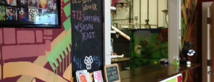 Bissell Brothers Brewing is one of Breweries or Bust 2.