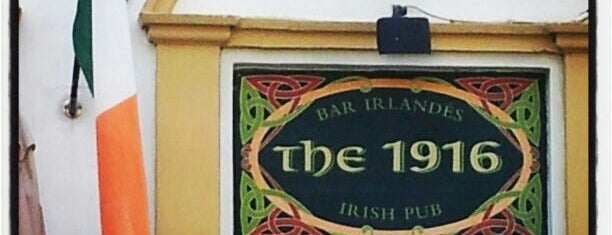 The 1916 Irish Pub is one of Locals Pendents.