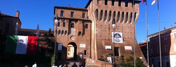 Rocca di Lugo is one of Castelli Italiani.