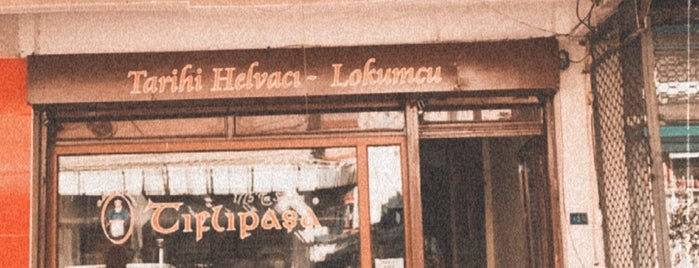 Tıflıpaşa is one of Lezzet Durakları.