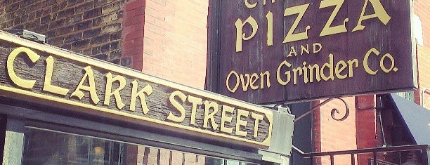 Chicago Pizza and Oven Grinder Co. is one of Chicago eats.