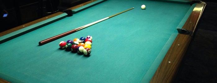 Southside Billiards is one of Tempat yang Disukai Rebecca.