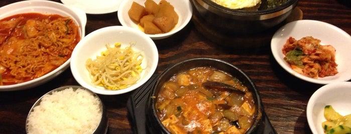 Kimchi II Korean Restaurant is one of สถานที่ที่บันทึกไว้ของ Olimpia.