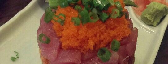 Kazoku Sushi is one of Gillian 님이 좋아한 장소.
