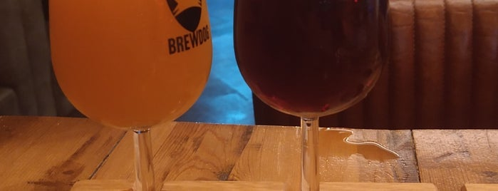 BrewDog Soho is one of Visiting London.