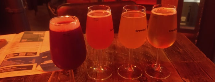 BrewDog Seven Dials is one of My Saved Venues Abroad.