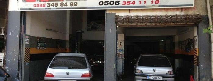 Garage Aydogdu is one of Lugares favoritos de Cihan TAŞ.