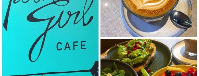 Farm Girl Cafe is one of Tempat yang Disukai Marine.