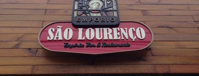 Empório São Lourenço is one of Bauru.
