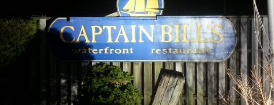 Captain Bill's is one of Sunday Brunch.