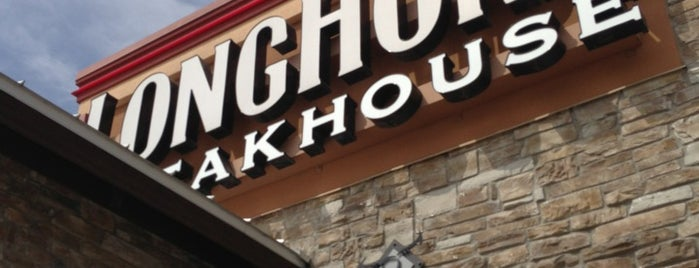 LongHorn Steakhouse is one of Lunch.