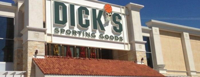 DICK'S Sporting Goods is one of Batya 님이 저장한 장소.