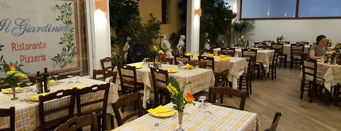 Ristorante Pizzeria Giardinello is one of Amalfi.