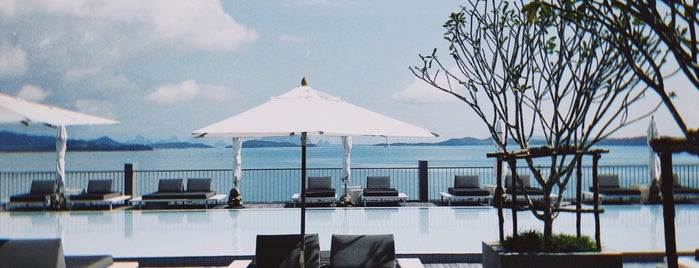COMO Point Yamu is one of WORLDS BEST HOTELS..