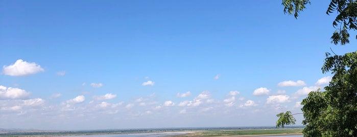 Erawati Raft is one of Bagan,  Myanmmar.