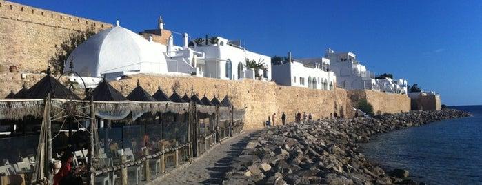 Sidi Bouhdid is one of Tempat yang Disimpan Najla.