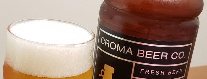 Croma is one of Cervejas do Careca.